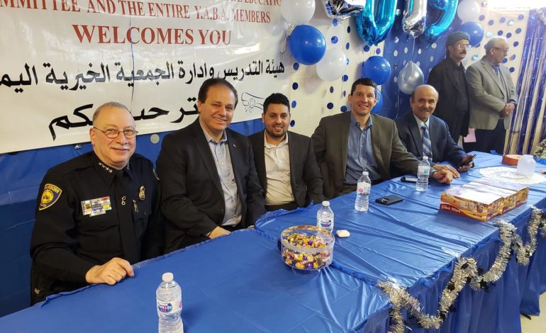 Yemen American Benevolent Association holds annual graduation ceremony for Arabic Language School