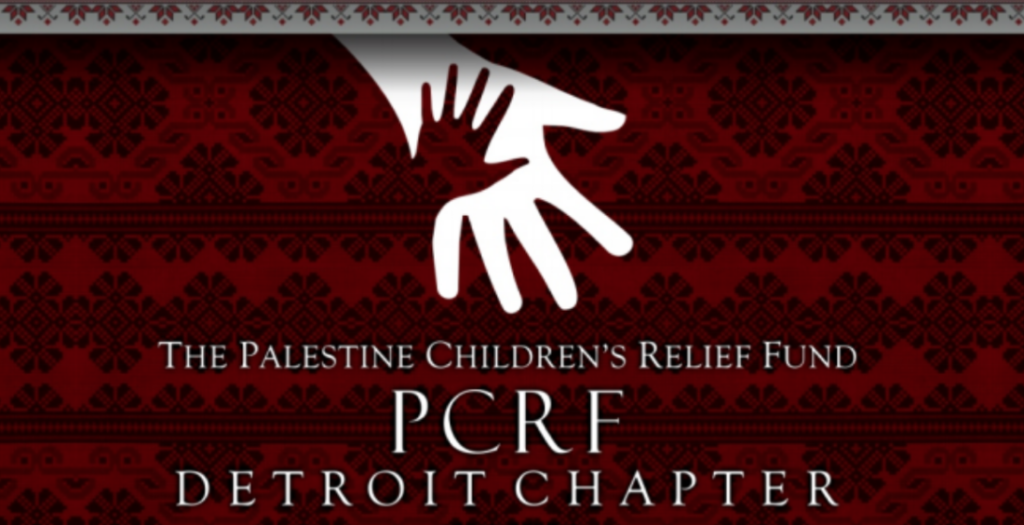 Palestine Children's Relief Fund Detroit Chapter