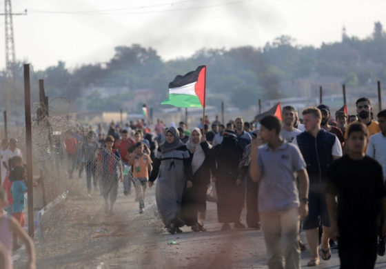 The two narratives of Palestine: The people are united, the factions are not