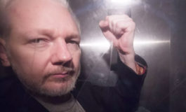 DOJ charges WikiLeaks founder Julian Assange with espionage