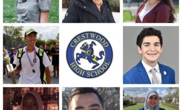 Crestwood High School celebrates high achieving, college bound students at Decision Day 2019