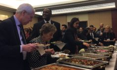 Ramadan feast held on Capitol Hill as Muslim lawmakers break fast, Trump holds separate iftar