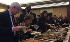 Ramadan feast held on Capitol Hill as Muslim lawmakers break fast, Trump holds separate iftar