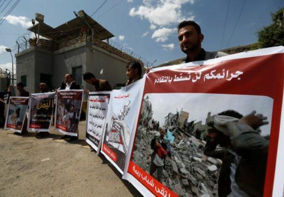 Peters fires back at Trump as veto on Saudi-led war on Yemen upheld