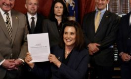 Governor Whitmer signs bills to end confiscation of property without a conviction