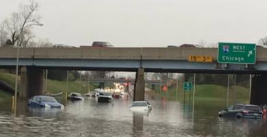 Gov. Whitmer seeks presidential disaster declaration to help Wayne County flood victims