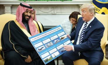 Legislation introduced to block billions in arms sales to Saudi Arabia