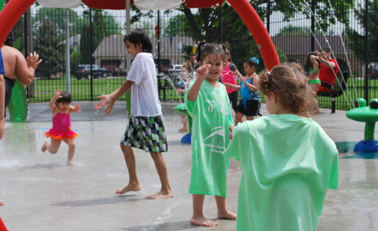 Splash pads and neighborhood pools now open in Dearborn sites