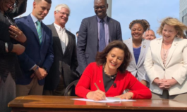 Gov. Whitmer signs multiple bills, including changes to graduated license requirements