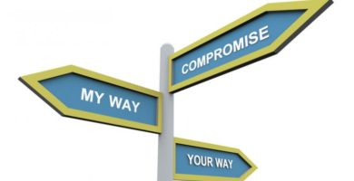 Compromise is the essence of our democracy