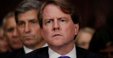 House votes to hold Attorney General William Barr, former White House counsel Don McGahn in civil contempt