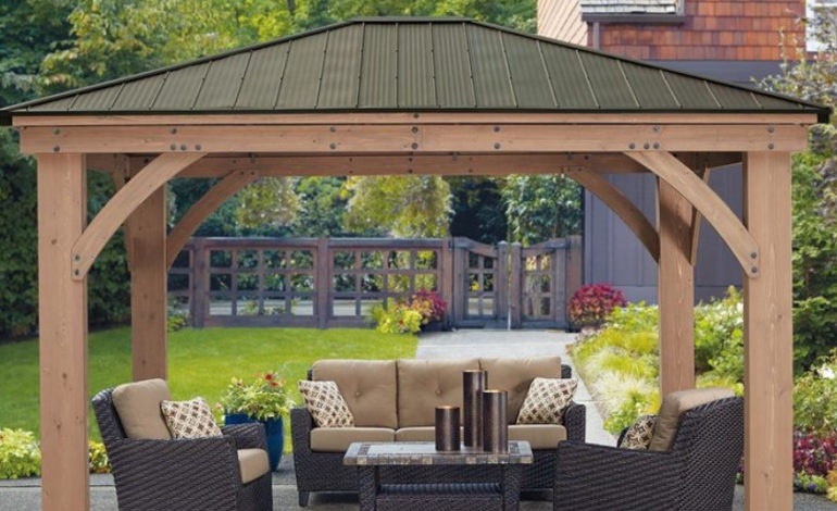 Dearborn updates gazebo ordinance to make distinction between permanent and seasonal structures