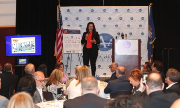 In Dearborn, Whitmer talks about roads, education and economic growth