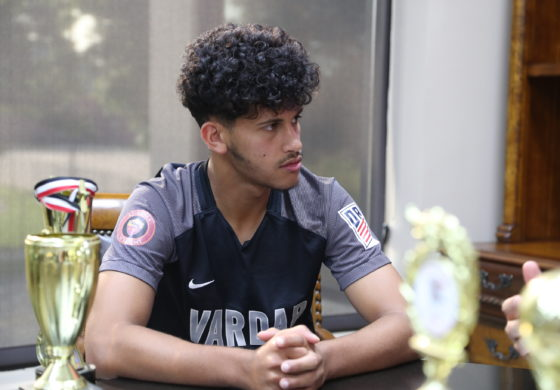 Yemeni American high school soccer player earns scholarship to Division I Butler University
