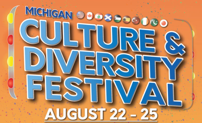 Second annual Michigan Culture and Diversity Festival to be held at HYPE, August 22-25