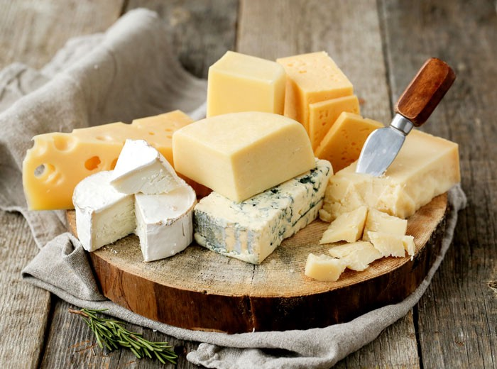 Dairy products promote mucusproduction