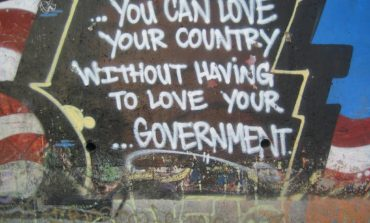 "What does it mean to ""love your country?"""