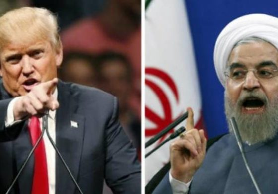 Iran, U.S., U.K. and Israel, a nuclear game of Russian roulette