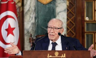 Tunisian president, 92, leaves hospital, expected to resume work in coming days