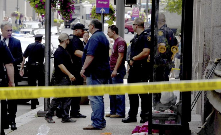Two women, one wearing a hijab, stabbed in Pittsburgh