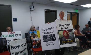 Ann Arbor Human Rights Commission refuses to discuss Israel-Palestine conflict at contentious meeting
