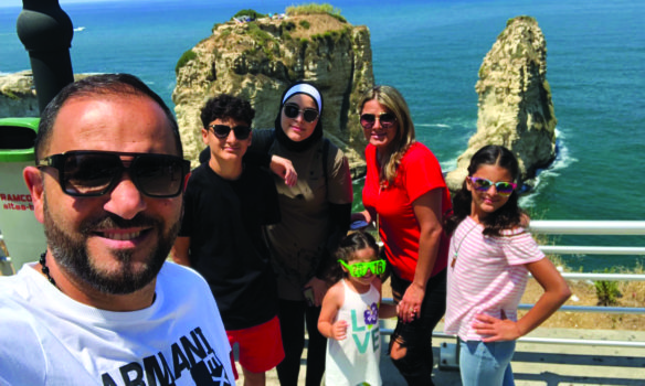 Islamophobia in the motherland: Local family speaks out about experiencing discrimination while visiting Lebanon