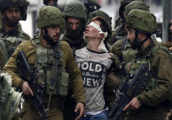 The war on innocence: Palestinian children in Israeli military court