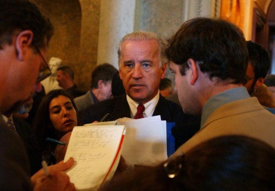 How Biden's secret 2002 meetings led to war in Iraq