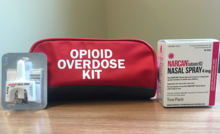 Free Narcan drive-thru giveaway for Wayne County community