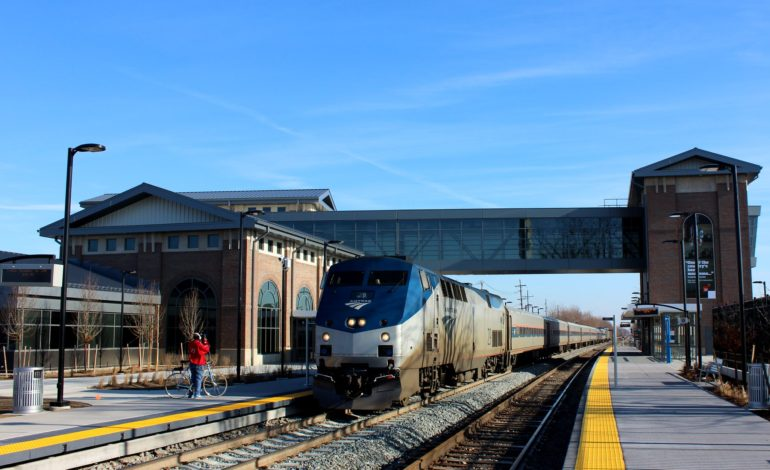 52-year-old Dearborn resident killed after being struck by Amtrak train