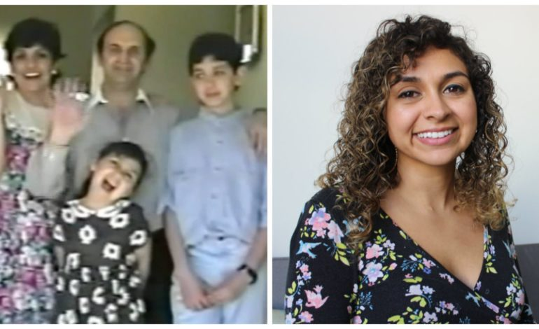 Filmmaker's upcoming documentary shines light on her Palestinian and Mexican parents' search for their childhood homes