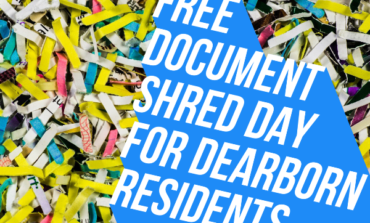 Free document shredding for Dearborn residents