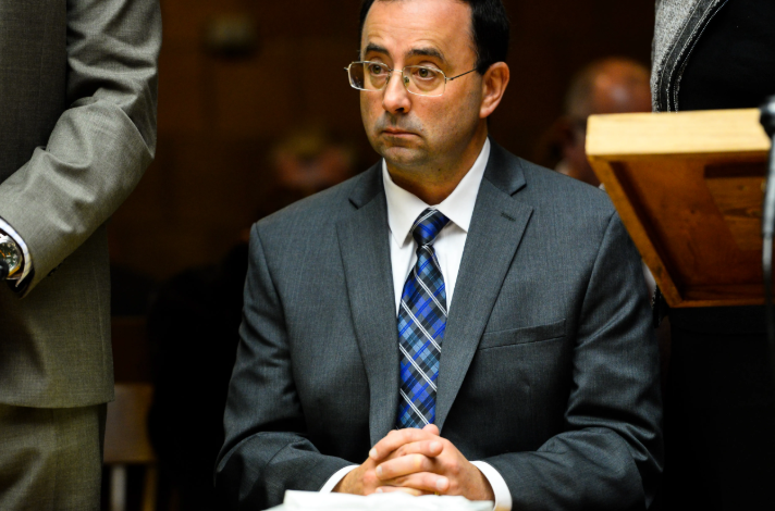 Michigan State University hit with record fine over Larry Nassar abuse scandal