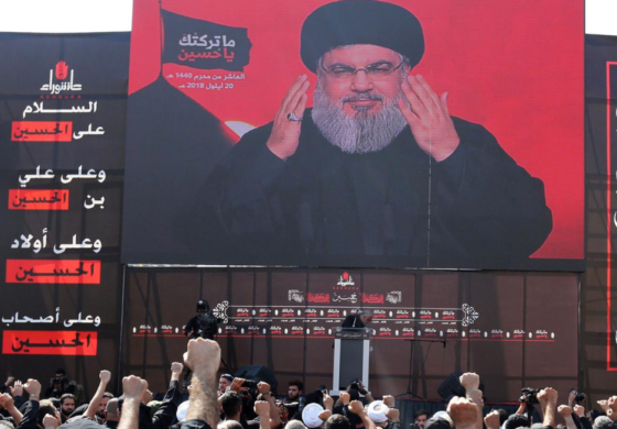 """Nasrallah warns Israel: """"Your border, your forces and your settlements"""" at risk if strikes continue"""