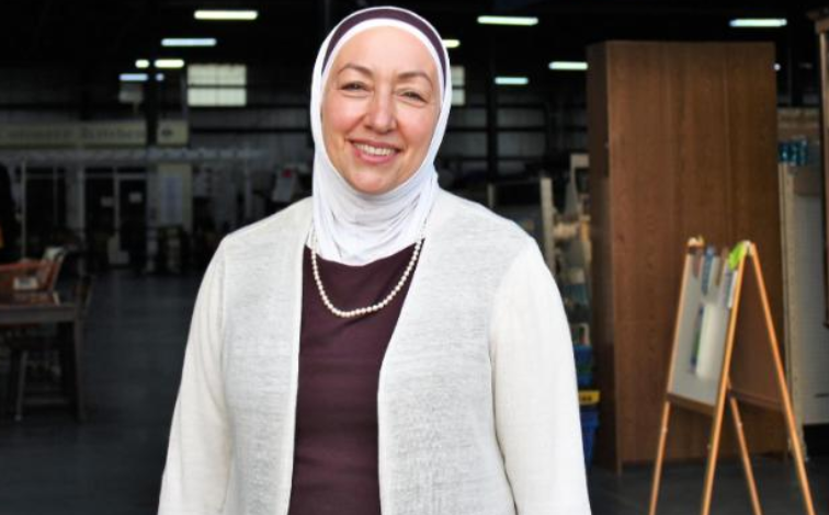 "Local charity founder Najah Bazzy honored as a ""CNN Hero"" for contributions to serving humanity"