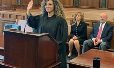 Local attorney Rula Aoun sworn in as Dearborn's 19th District Court magistrate