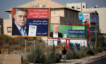 Israeli parties vie for Arab vote in bid to oust Netanyahu