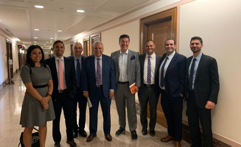 "Arab American delegation discusses ""terrorist watchlist"" with federal officials in Washington"
