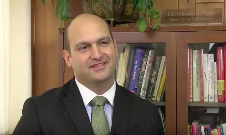 "Detroit Public Schools superintendent reassures parents: ""ICE isn't allowed in our schools"""