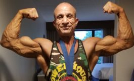 "Dearborn bodybuilder Ibrahim ""Big Abe"" Klait plans to stay strong on his path at age 50"