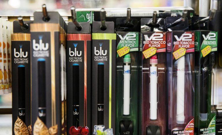 Gov. Whitmer bans flavored e-cigarettes in Michigan