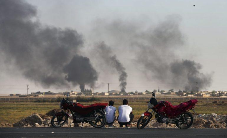 International calls for peace as Turkey begins assault on Kurdish-held northeast Syria