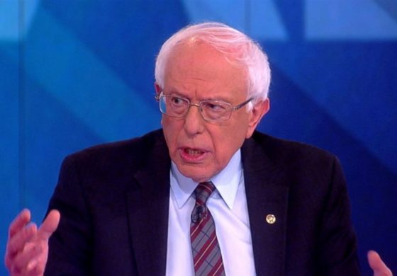 """Sanders proposes big changes to U.S. military aid for Israel, Starting with """"Respect and Human Dignity"""" for Palestinians"""