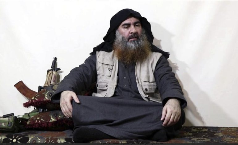 Top U.S. official downplays longterm effects of Baghdadi's killing