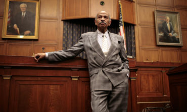 Remembering former U.S. Rep. John Conyers, a civil rights advocate and friend of the Arab American community