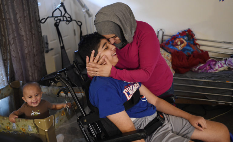 Arab American teen with Lafora body disease passes away at home