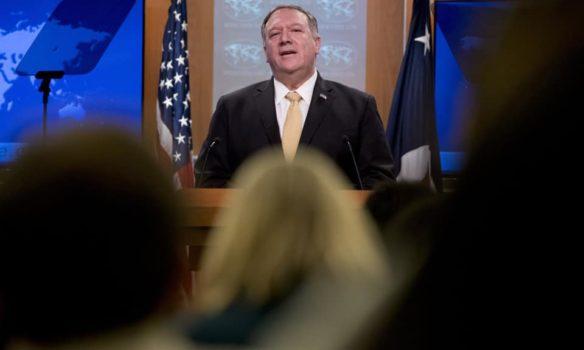 U.S. angers Palestinians, violates international law with reversal on Israeli settlements