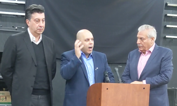 Arab American leaders criticize Whitmer's decision to ignore community concerns before departing for Israel