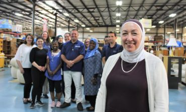 Dearborn charity founder Najah Bazzy named a 2019 Top 10 CNN Hero, voting runs now through December 3