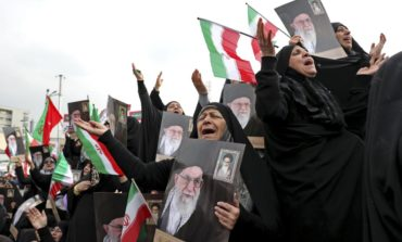 Iran claims foreign interference in last week's violent protests
